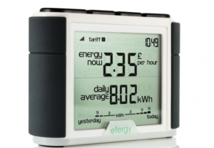 Efergy Wireless Electricity meter
