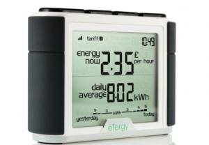 Efergy Wireless Electricity meter