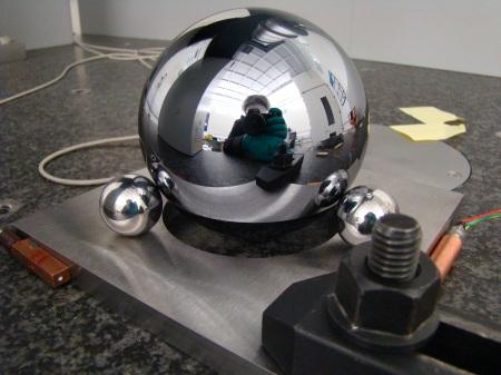 Silicon Sphere NPL2