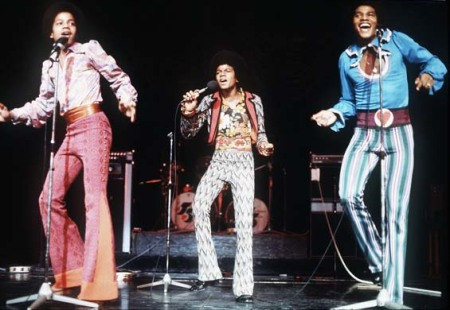 The Jackson 5 in 1975