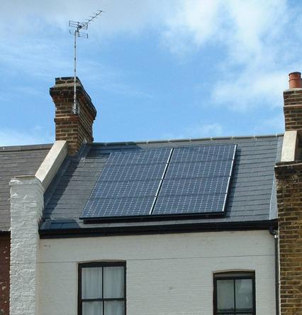 John's Solar PV Panels