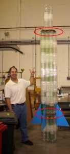NPL Water Rocket 2011