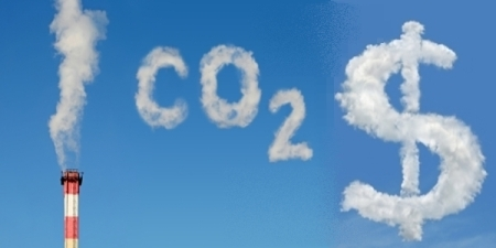 There are parallels between the 'debt crisis and the carbon emissions crisis?