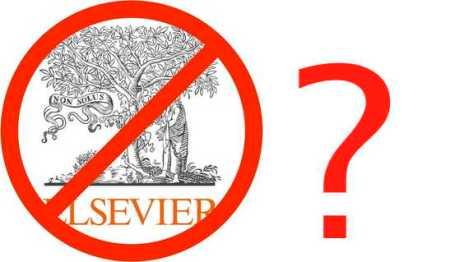 Elsevier ban