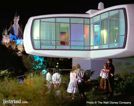 The future: Just how different will it be? Picture Copyright DIsney