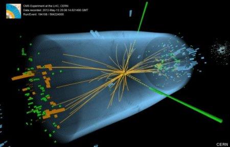 Higgs Boson Picture