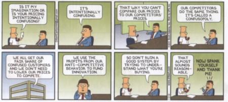 Dilbert Confusopoly