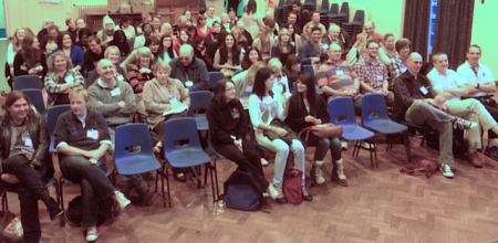 Teachers in Leicester gathered for a 'Stimulating Physics' session
