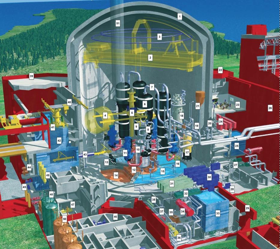 AREVA | Protons for Breakfast Blog Nuclear Power Diagram