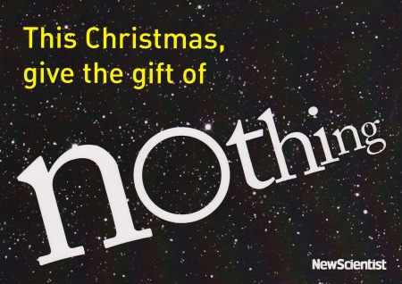 A Christmas Gift Suggestion from New Scientist