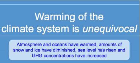 A slide from the first talk of the Royal Meteorological Society Event.