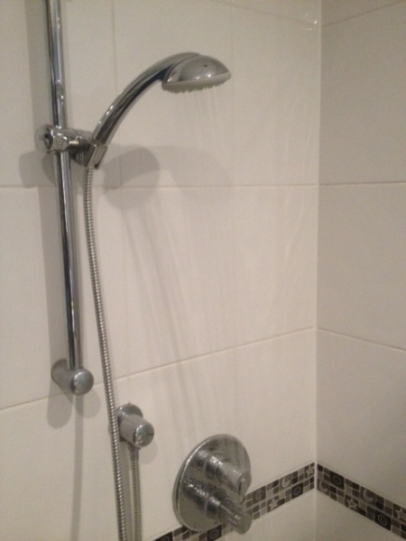 Have you tried showering 'Danish Style'?