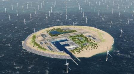 NOrth Sea Island
