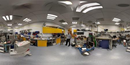 Lab Panorama