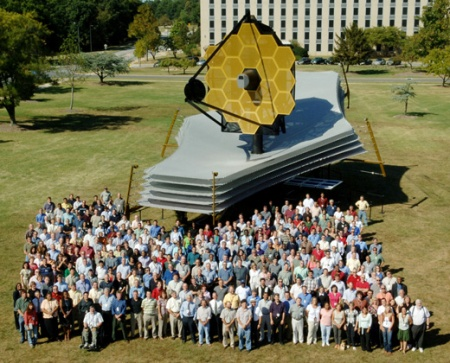 JWST and people