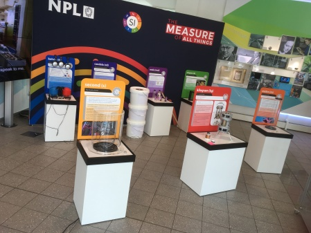 NPL Stands for the RSSSE exhibition