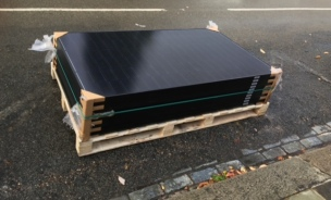 A pallet of panels!